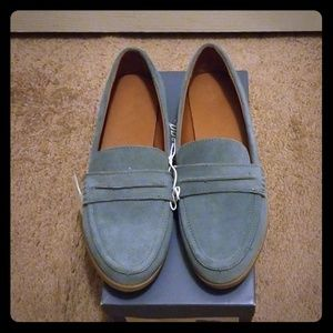 Universal Thread Blue Suede Shoes